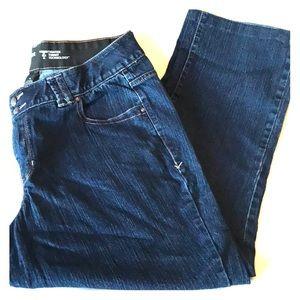 Lane Bryant straight leg jeans